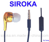 3.5mm Plug Stereo Earphone with Special Design