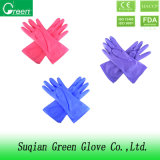 Selling Products 60g PVC Household Cleaning Gloves