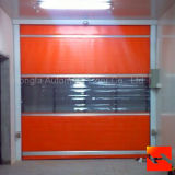 High Speed PVC Door Industrial Roll-up Door (HF-K80)