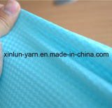 Apparel Fabric Home Textile Colorful Lycra Fabric with Shiny Appearance