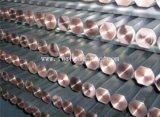 Bimetal Titanium Cooper Clad Electrode Rod for Transportation