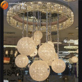 Newest Pendant Lamp Crystal Chandelier Large Euro Crystal Chandelier