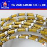 Huazuan Used Machine Diamond Wire Saw with Good Quality