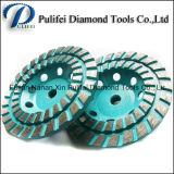Concrete Floor Stone Diamond Wheel Granite Grinding Marble Cup Wheel