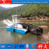 Reed Cutting Ship, Garbage Collecting Ship