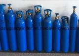 Seamless Sreel 1L to 10L Nitrogen/Oxygen/Argon/CO2/Acetylene Gas Cylinder