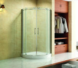 Arc Shower Enclosure Room with 2 Sliding Door