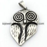 Latest Fashion Stainless Steel Owl Pendant Jewelry