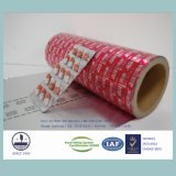 Ptp Pharmaceutical Aluminum Foil for Packaging Tablets Alloy 8011