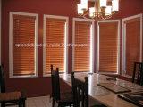 25mm/35mm/50mm Horizental Venetian Solid Basswood Window Blnds (SGD-W-5220)