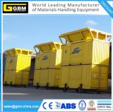 Containerized Mobile Weighing and Bagging Machine Unit