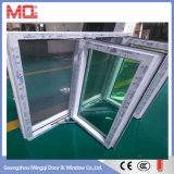 PVC Double Glass Window Awning Window
