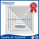 HVAC 4 Way Diffuser for Ventilation Air Ceiling Diffuser