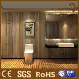 Composite Wood Wall Decoration Material for Office and Hotel 202X30mm