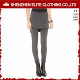 Customised Wholesale Teenager Leggings with Skirt (ELTFLI-46)