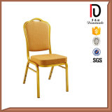Canteen Hall Banquet Party Dining Aluminum Steel Chair Br-A080