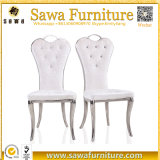 Hot Sale Cheap Stainless Steel Soft Leather Chairs