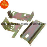 Stamping Punching Color Zinc Plating Electric Parts (SX193)