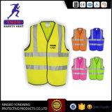 Fluorescent Reflective Safety Work Wear Clothes Vest ANSI En20471