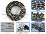 High Efficiency Stone Cutting Wire Saw for Sale