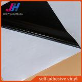 Black Glossy / Matte PVC Self Adhesive Vinyl