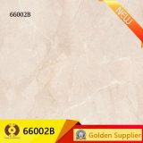 Beige Polished Glazed Marble Porcelain Floor Wall Tile (66002B)
