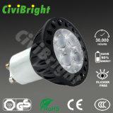 LED Lamp 7W Aluminum Housing Sunshine Series LED Spotlights
