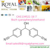 Bis (4-cyanophenyl) Methanol CAS: 134521-16-7 with 99% Made by Manufacturer