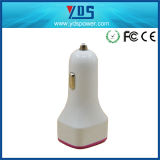 DC 12V Dual USB Car Charger for Mobile Phone