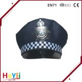 New Design Good Quality Navy Police Uniform Hats
