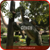 Waterproof Dinosaur Outdoor Playground Dinosaur Model