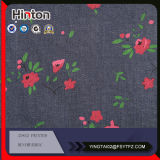 Colorful Printed Denim Fabric for Children and Lady Clothes