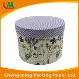 Household Customized Polour Tin Round Gift Box