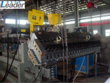 Easy to Operate PP/PE Hollow Plate Extrusion Line