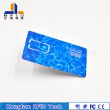RFID Smart ABS Card to Contact The Chip with Em4305