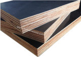 The Best Film Faced Plywood with Black Film, Hardwood Core, WBP Glue
