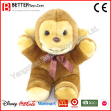 En71 Stuffed Animals Soft Toy Plush Monkey for Kids Gift