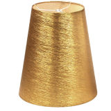 Gold Plated Brass Ceiling Lighting Lamp Shade OEM China