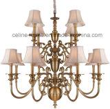 Top Grade Iron Pendant Lamp Hanging Chandelier (SL2153-8+4)