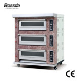 Luxury Gas Rack Oven, Gas Commercial Oven of Bakery Machine
