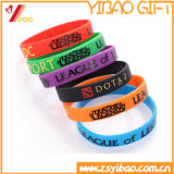 Professional Wholesale Colorful Silicone Bracelet /Wristband