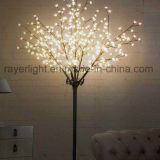 8 Feet LED Cherry Blossom Christmas Tree Lights Ideas