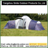 2016 Hotsale 8 People Double Layer Outdoor Camping Family Tent