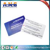 High Security Cmyk Plastic RFID Access Blocking Card