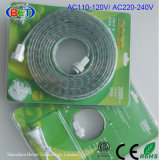 Blister Package Waterproof AC120V RGB LED Strip Light Set