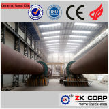 Ceramic Sand Rotary Kiln for Advanced Oil Fracturing Proppant Ceramic Sand