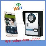 HD 720p WiFi Video Door Phone Doorbell Intercom Home Security System