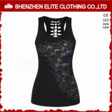 Womens Wonderful High Quality Cheap Activewear Tank Tops (ELTCI-65)