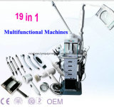 High Frequency 19 in 1 Multi-functional Ultrasonic Galvanic Facial Care Beauty Machine