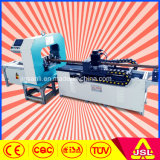 CNC Round Pipe Punching Cutting Machine Holes